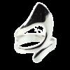 Купити Каблучку срібна розмір регулюється
