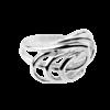 Капити каблучку срібна 4k740