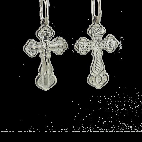 Купити Підвіску хрест П021, пробою 925, срібло для жінок та чоловіків