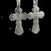 Купити Підвіску хрест П044, пробою 925, срібло для жінок та чоловіків