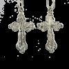 Купити Підвіску хрест 3П120, пробою 925, срібло для жінок та чоловіків
