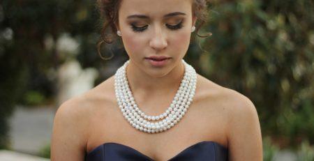 Сережки з перлинами - прикраса поза модою