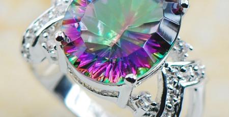 Топаз - камінь сонця | Ювелірний магазин Срібний шлях