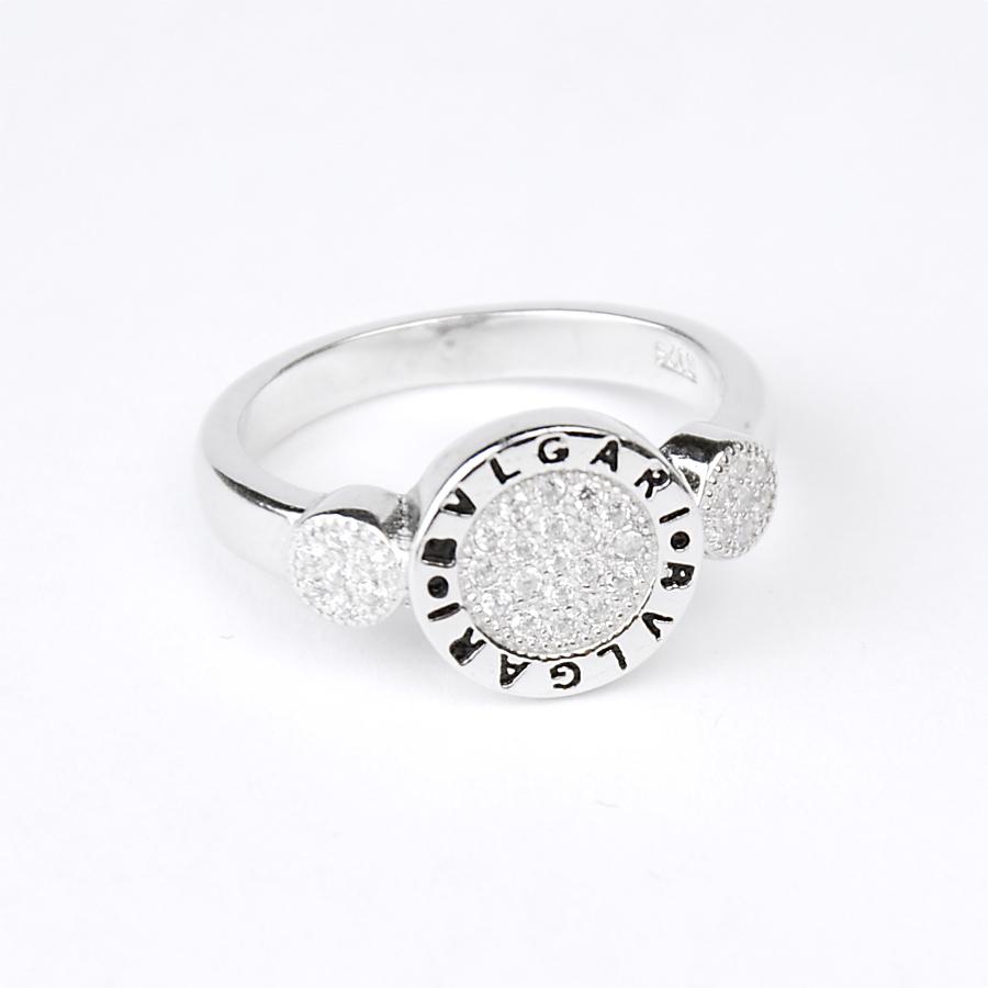 срібна в стилі Bvlgari